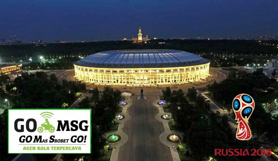 Moscow Luzhniki Stadium Piala Dunia 2018 Agen Bola GoMSG