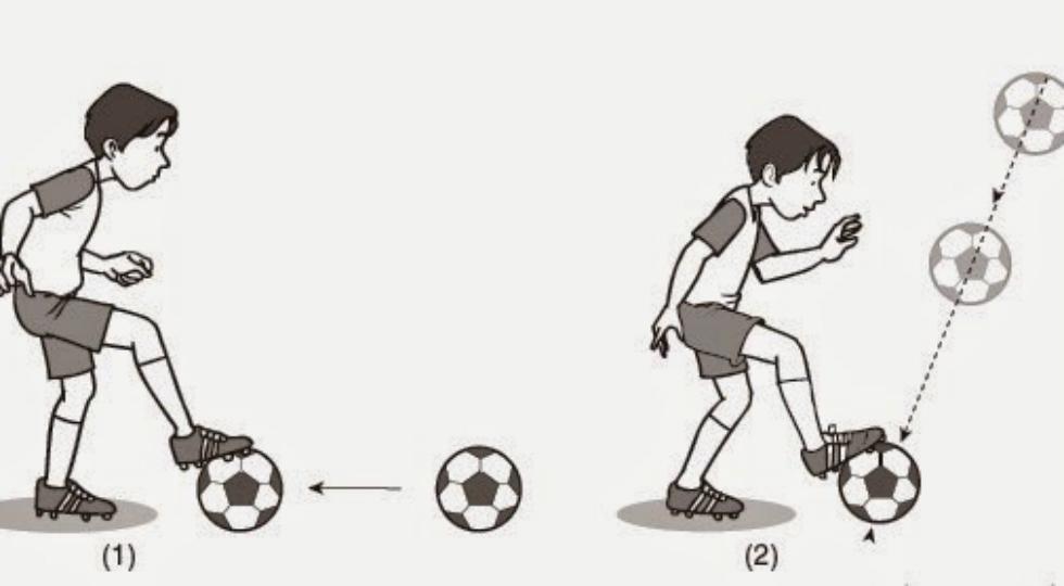 Tehnik menghentikan bola